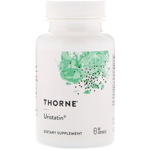Thorne Research, Uristatin, 60 Capsules فوائد