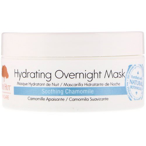 Tree Hut, Skincare, Hydrating Overnight Mask, Soothing Chamomile, 2 fl oz (59 ml) فوائد