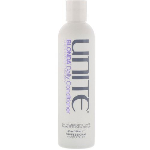 Unite, BLONDA Daily Conditioner, 8 fl oz (236 ml) فوائد