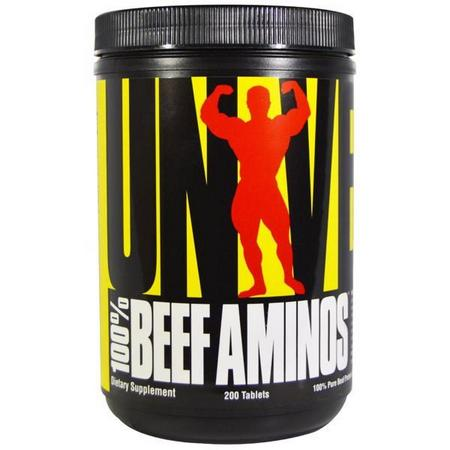 Universal Nutrition Amino Acid Blends Beef Protein