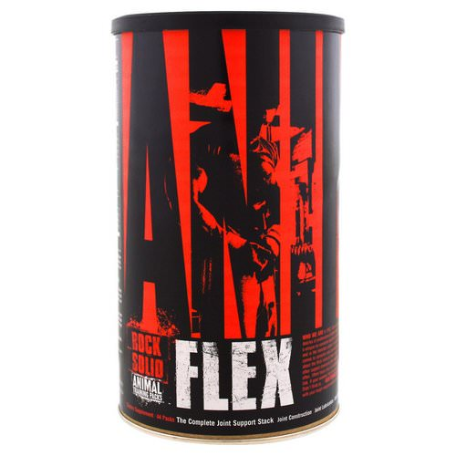 Universal Nutrition, Animal Flex, The Complete Joint Support Stack, 44 Packs فوائد