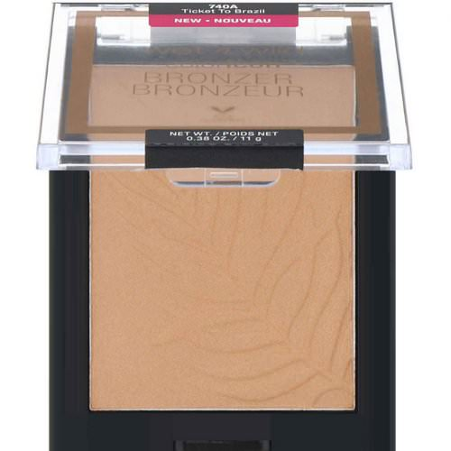 Wet n Wild, Color Icon Bronzer, Ticket to Brazil, 0.38 oz (11 g) فوائد
