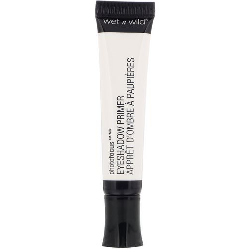 Wet n Wild, PhotoFocus Eyeshadow Primer, Only A Matter of Prime, 0.34 fl oz (10 ml) فوائد