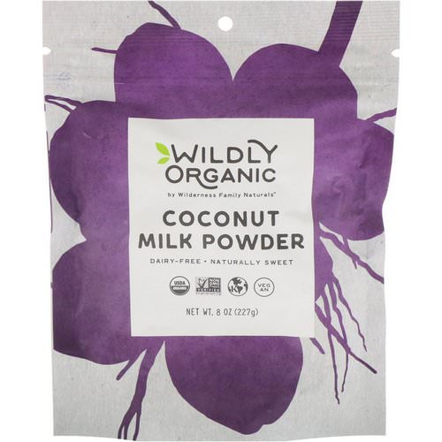 Wildly Organic, Coconut Milk Powder, 8 oz (227 g) فوائد