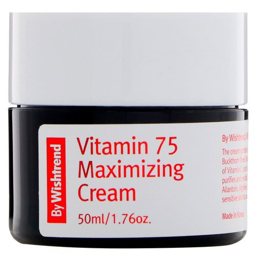 Wishtrend, Vitamin 75 Maximizing Cream, 1.76 oz فوائد