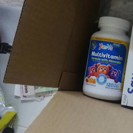 Children's Multivitamins, Health