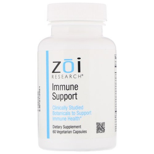 ZOI Research, Immune Support, 60 Vegetarian Capsules فوائد